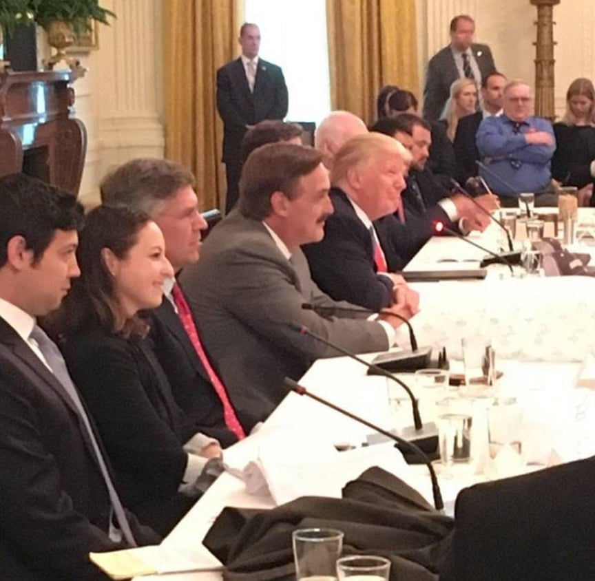 WhiteHouse.gov: President Trump Leads Made in America Roundtable